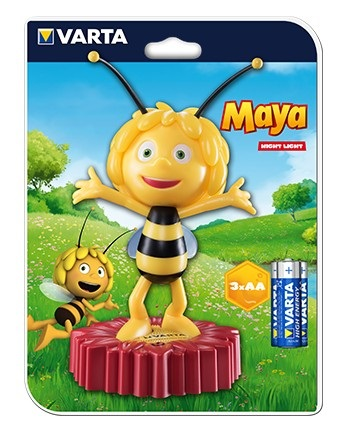 Maya the bee night