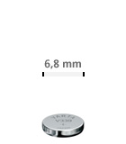 6,8 mm ur batteri
