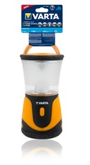 Varta LED Sports Lanterne lille - orange ( H14,2 cm )